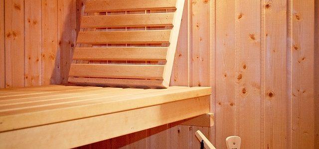Sauna binnen of buiten plaatsen