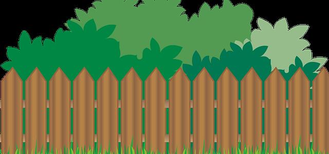 Tuinafscheiding